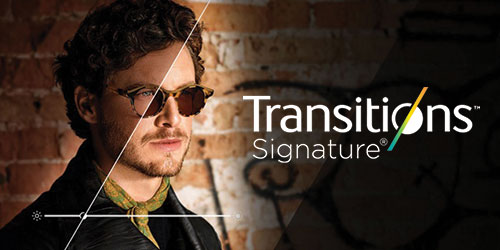 Essilor Lens Technology - Transitions Photochromic Lenses