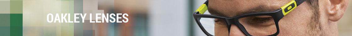 Oakley Opthalmic - Oakley Lenses