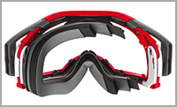 Oakley Goggles Technology - Fit & Comfort