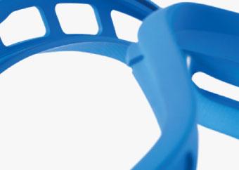 POC Goggles Technology - Polyurethane Frame