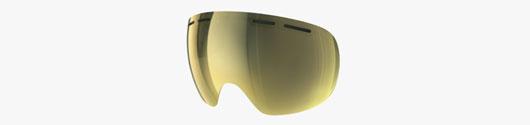 POC Goggles - Clarity Spektris Gold Lens