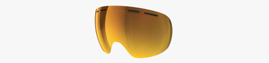 POC Goggles - Clarity Spektris Orange Lens