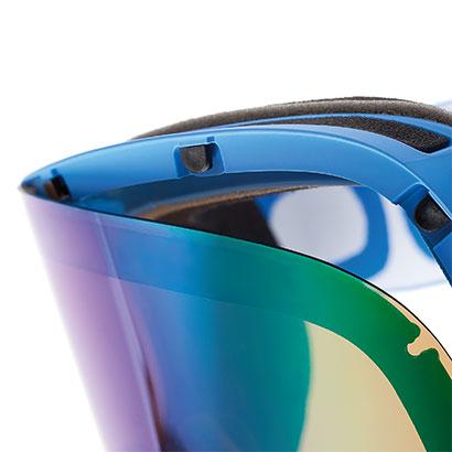 POC Goggles - Lens Technology - Lens Attachment