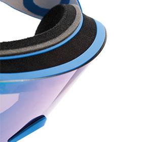 POC Goggles - Frame Technology - Frameless Construction