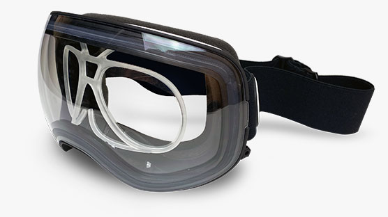 Prescription Goggle Insert