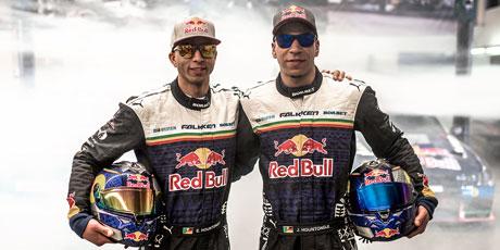 Red Bull SPECT Sunglasses - Drift Brothers