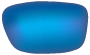 Ray-Ban Sunglasses Lenses - Blue Mirror Chromance Polarised