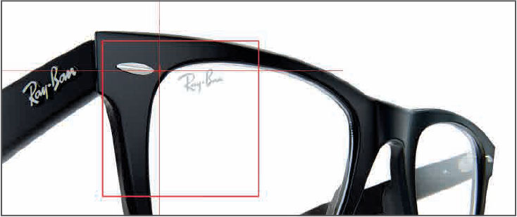 Ray-Ban Lens Technology - Stamp of Authenticity