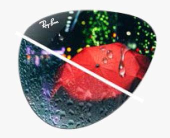 Ray-Ban Prescription Lens Hard Coating - Water Repellent