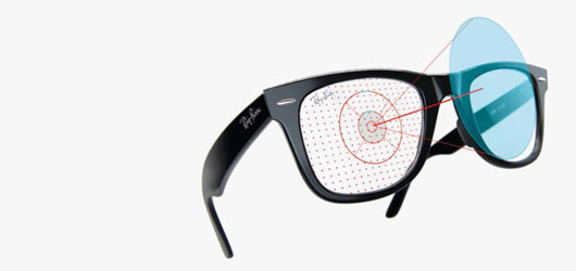 Ray-Ban Prescription Sunglasses - Digital Surfacing Technology