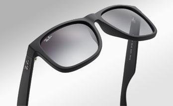 37a6053edf4 Ray-Ban RB4165 Justin Prescription Sunglasses - Ray-Ban Prescription ...