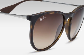 d32d046a43d Ray-Ban RB4171 Erika Sunglasses - Ray-Ban Sunglasses - RxSport