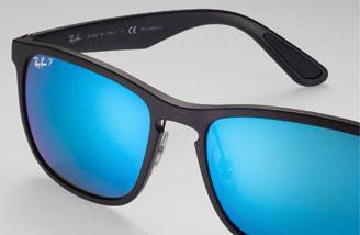 9f90a5e13bb Oleophobic Hydrophobic Treatment. Ray-Ban Chromance Lenses
