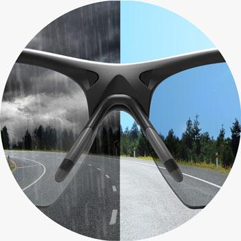 ImpactX Lenses - Photochromic Technology