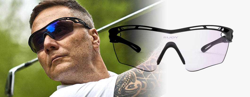 Rudy Project Sunglasses for Golf