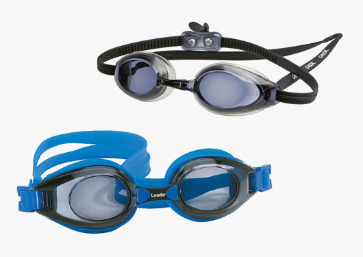 Prescription Swimming Goggles - Gator and Leader Goggles