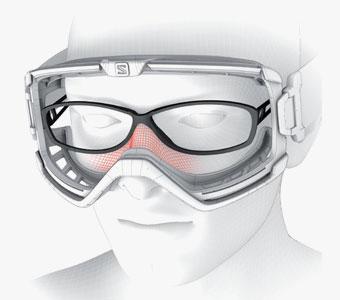 Salomon Helmets - OTG Ready