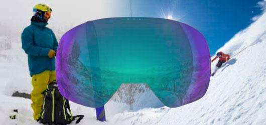 Salomon Goggles - LTS Photochromic Lenses