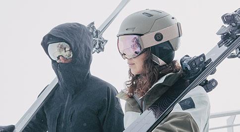 Salomon Ski Helmets