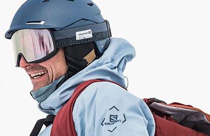 Salomon Snow Helmets