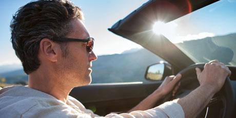 Serengeti Sunglasses - Driving