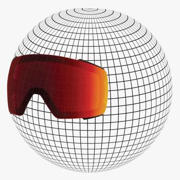 Smith 4D MAG - Spherical Lens