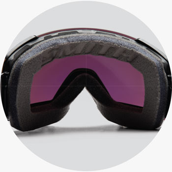 Smith Goggles Technology - Fog-X Anti-Fog