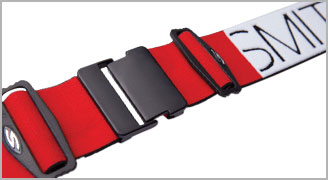 QuickFit Strap with clip buckle