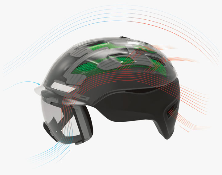 Smith Helmets - Ultimate Integration