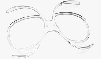 Inland Prescription Goggle Insert