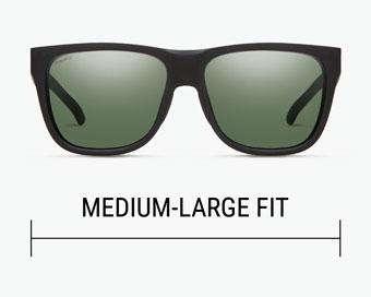 ab27c4a059 Smith Lowdown Slim 2 Sunglasses - Smith Sunglasses - RxSport