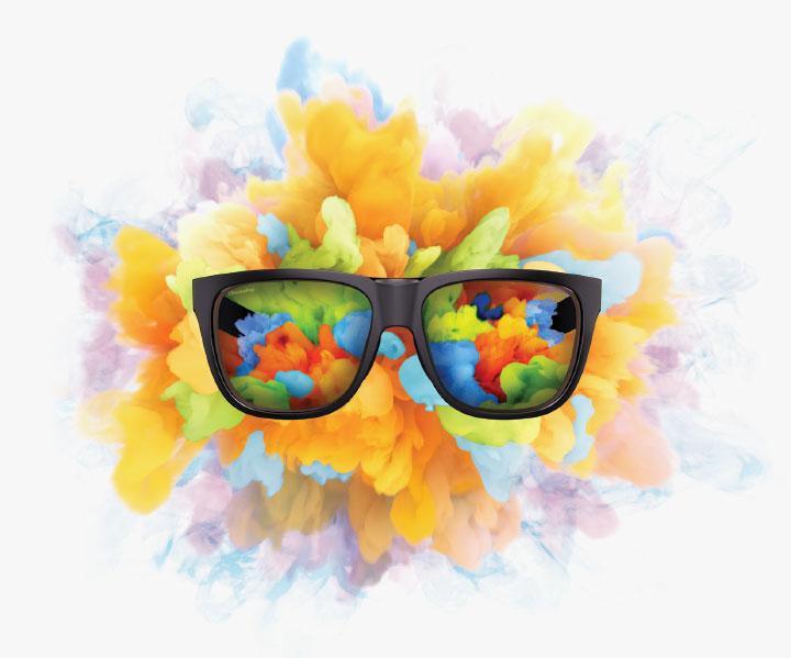 Smith Sunglasses - ChromaPop Lens Technology