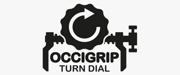 Sweet Cycle Helmet Technology - Occigrip Turn-Dial