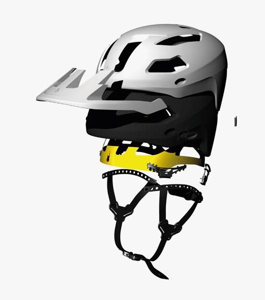 Sweet Cycle Helmets - Bushwhacker II MIPS Teardown