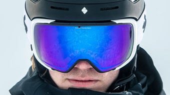Sweet Ski Goggles