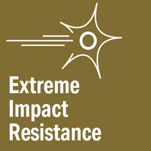 Sweet Extreme Impact Resistance