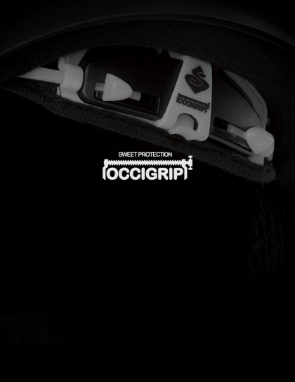 Sweet Helmets - Occigrip