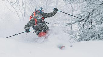 Sweet Snow Helmets