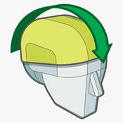 Sweet Helmet Technology - MIPS