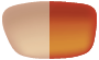 Tifosi Sunglasses Lenses - Clarion Red Fototec