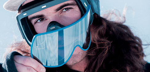 Red Bull SPECT Goggles