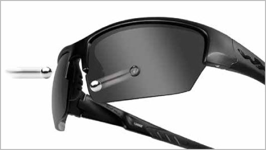 Wiley X Sunglasses Technology - Velocity Protection