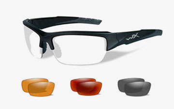 Wiley X Sunglasses Technology - Changeable