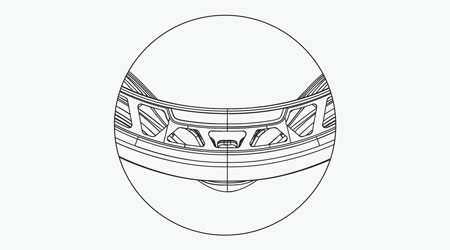 Zeal Optics Frame Technology - Venting