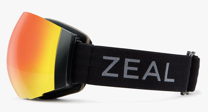 Zeal Optics Ski Goggles