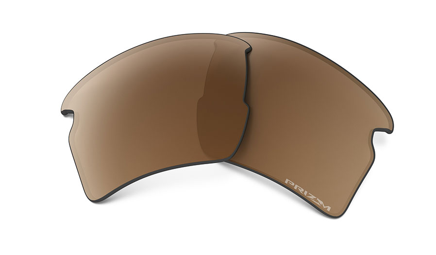Oakley Flak 2.0 XL Replacement Lens Kit - Prizm Tungsten