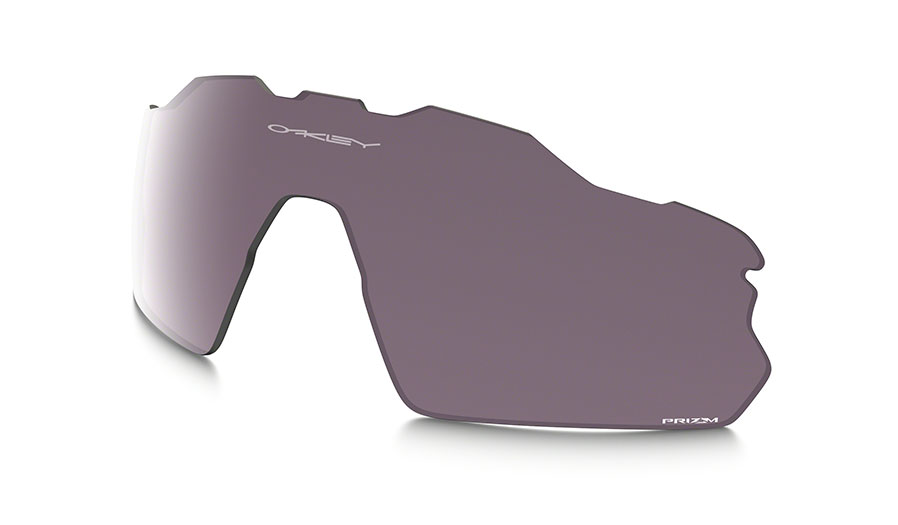 Oakley Radar EV Pitch Replacement Lens Kit - Prizm Grey Polarised