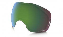 Oakley Airbrake XL Ski Goggles Replacement Lens Kit - Prizm Jade Iridium