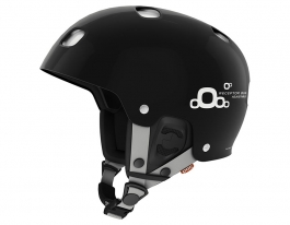 POC Receptor Bug Adjustable 2.0 Ski Helmet - Uranium Black