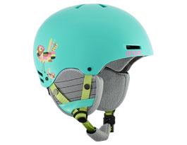 Anon Rime Ski Helmet - Blue